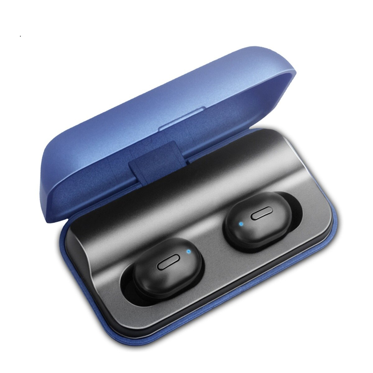 TWS 3D Estéreo Fones de Ouvido Sem Fio bluetooth 5.0 Fones De Ouvido Esporte Handsfree Fones De Ouvido Com Microfone Caixa de Carga À Prova D Água