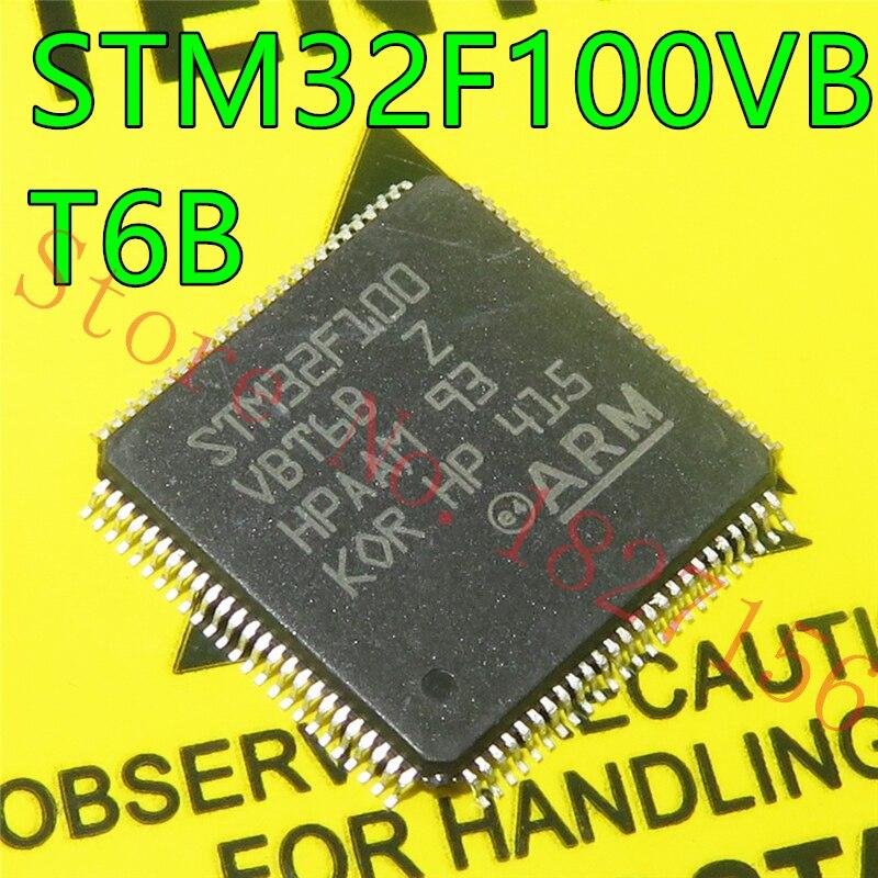 STM32F100VBT6B STM32F100VBT6 LQFP-100 ARM-MCU