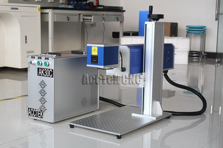 EZCAD Software Flying Laser Marking Machine Wood Plastic Co2 Laser Engraving Machin 30W 50W enlarge