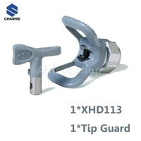 charhs airless xhd tip set20921321531932 78n guard nozzle holder 78suit for airless paint sprayer airbrush gun
