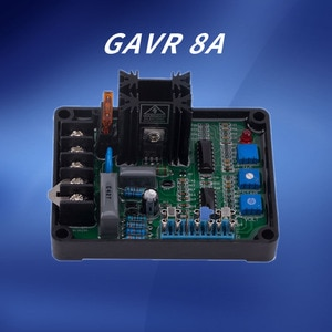 Chinese factory directly supply best quality GAVR 8A for Diesel generator working