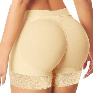 @ Fitness girl Store Butt Women Lifter Panty Fake Buttock Body Shaper Padded Underwear Lady Lift Bum Drop Shipping Good Quality