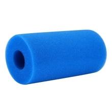 2 pièces piscine mousse filtre éponge pour Intex Type A réutilisable lavable Biofoam nettoyant piscine accessoires
