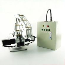 2.5kg Load 3-Axis Robot Arm Industrial Robotic Arm Load 2.5kg 57 Gear Motor w/ Control Box Assembled