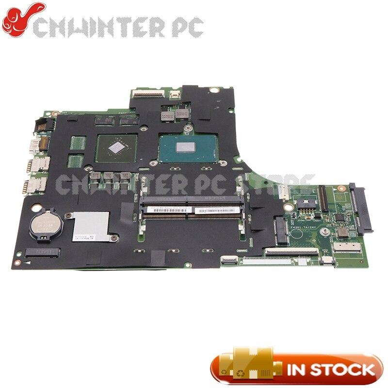 NOKOTION لينوفو IdeaPad 700-17ISK اللوحة الأم للكمبيوتر المحمول 5B20K93618 448.06R01.0011 SR2FP I5-6300HQ وحدة المعالجة المركزية 940 متر وحدة معالجة الرسومات