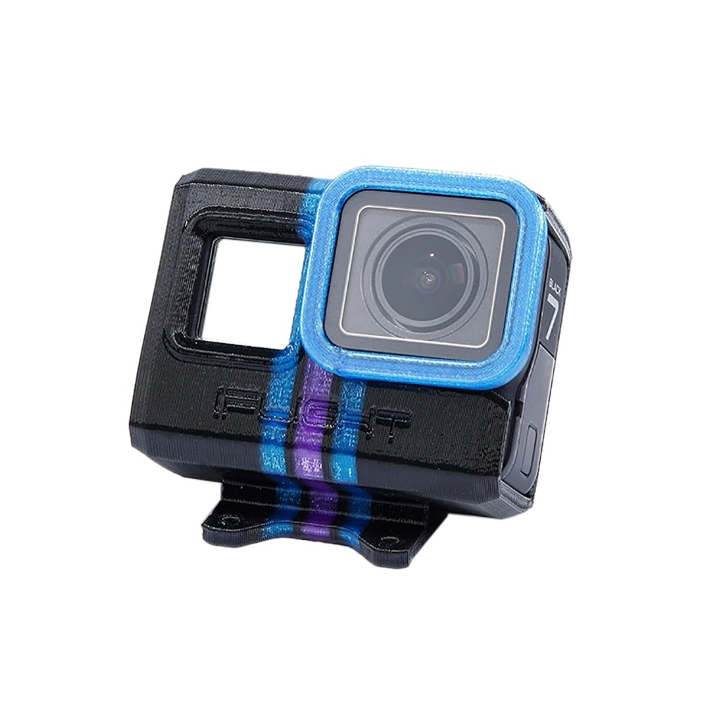 OMESHIN para GO PRO conjunto Universal iFlight, montaje de cámara con lente de filtro ND8 para Go Pro, soporte XL/XL iX5, Kit de Marco FPV RC Drone