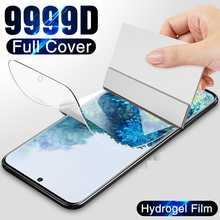 Smartphone Protective Hydrogel Film for Xiaomi Redmi Note 7 6 5 Pro 5A Prime Screen Protector on Redmi Note 4X 4 3 2 Film