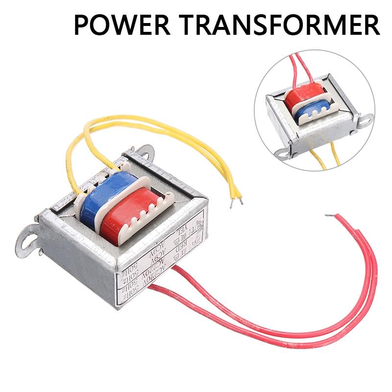 1Pcs AC 220-9V AC Spot Welder Power Transformer For DIY Spot Welding Controller Board Power Supply Welding Tool diy pcb board for 62pcs capacitor array power supply rectifier board