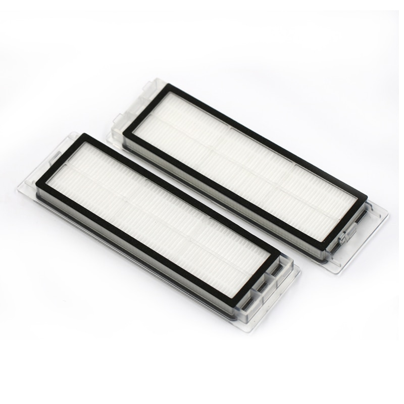 Washable Hepa Filter Strainer for Xiaomi Mijia Roborock 1/2 S5 S50 S51 S55 S6 S60 S65 E25 E35 E20 C10 Mi Robot Vacuum Cleaner