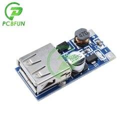 600ma ajustável DC-DC entrada 0.9v-5v saída 5v dc-dc step-down módulo regulador de alimentação mini controle pfm para carregador de telefone