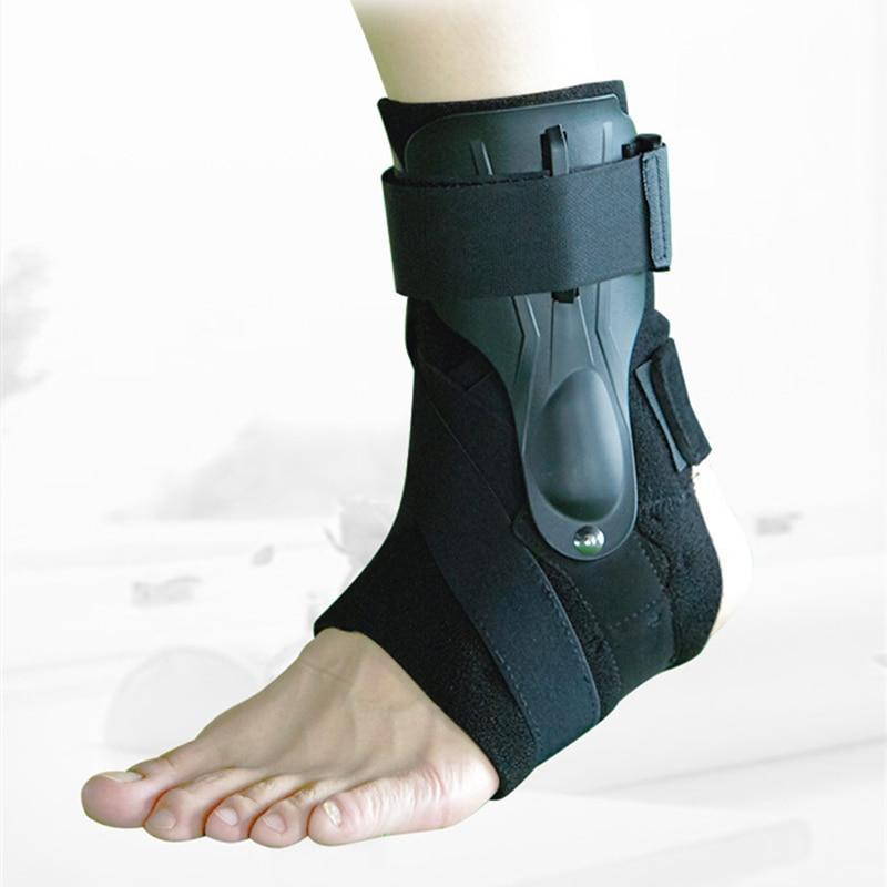 1 шт. бандаж для поддержки голеностопа, бандаж, защита для ног, Регулируемый стабилизатор растяжения лодыжки, ортопедический стабилизатор, о...