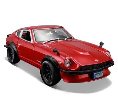 Maisto 1/18 Nissan 240z супер модель автомобиля