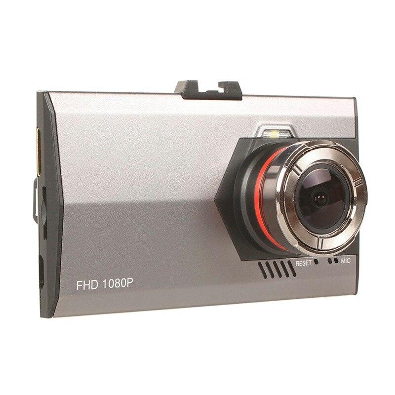 XYCING A8 coche DVR 3,0 pulgadas pantalla cámara de visión nocturna Ultra-Delgado coche Cámara DVR 1080P Full HD Video grabadora