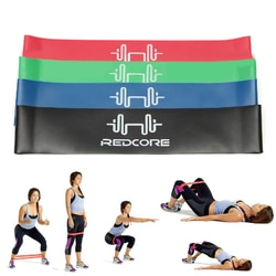 4 pçs mini banda puxar para cima assist bands crossfit yoga exercício resistência resistência banda loop força peso treinamento de fitness