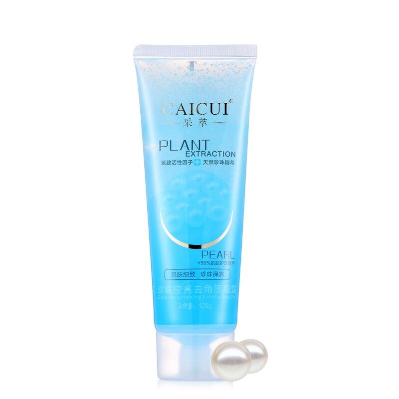 Skin exfoliating cleanser, healthy facial scrub, Bai Jie facial lotion, Acne Gel, remove blackheads