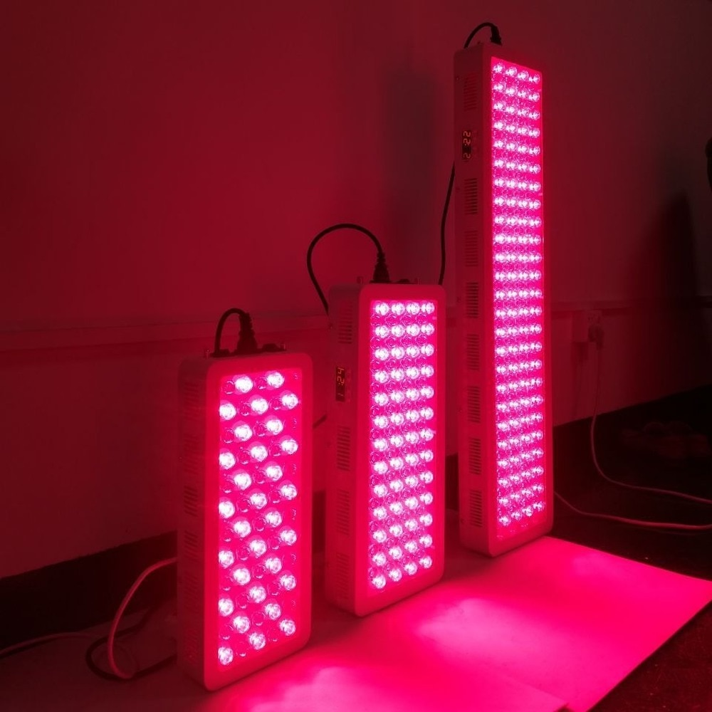 Led Red Light Therapy 660/850nm Near Infrared Portable Non-flicker Face Full Body Skin Beauty Therapy Lamp Physiotherapy INdoor enlarge