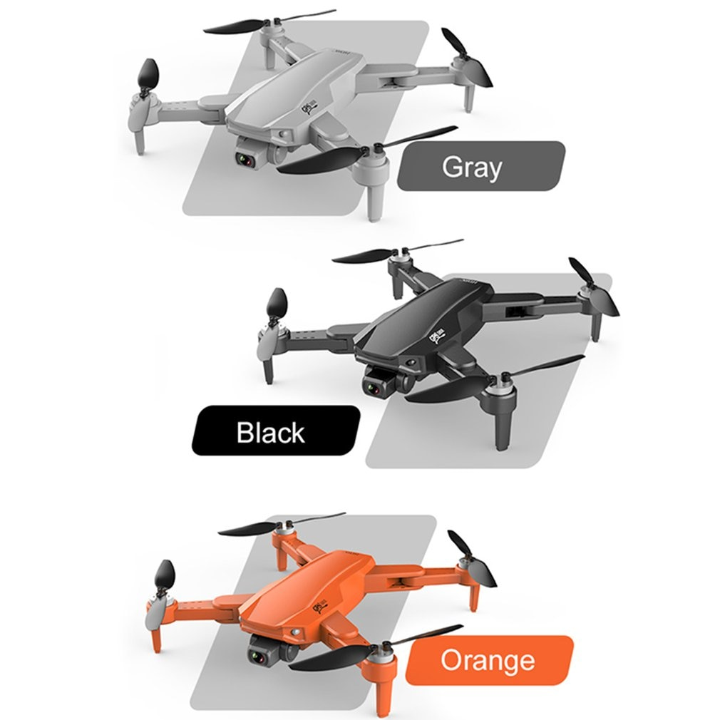 S608 Pro GPS Drone 6K Dual HD Camera Professional Aerial WIFI FPV Brushless Motor RC Foldable Quadcopter RC Distance 3KM Toy enlarge