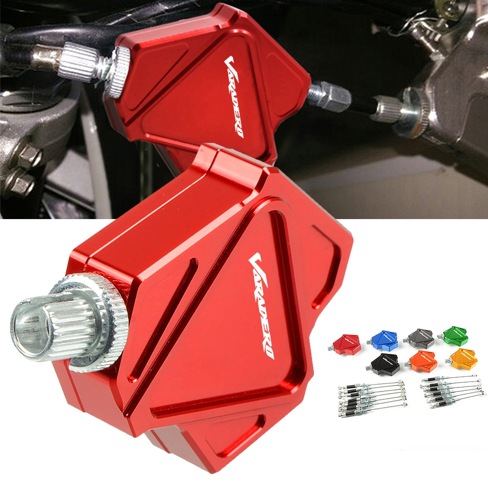 Easy Pull Clutch Lever Motorcycle Aluminum Stunt Clutch Cable Easy System For HONDA XL1000/V/VARADERO XL 1000 V VARADERO 2013