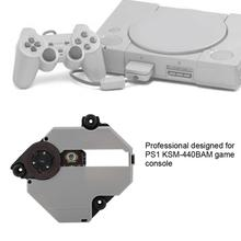 Lente óptica de láser Kit de reemplazo para PS1 KSM-440ADM/440BAM/440AEM repuestos para consolas de juegos de piezas