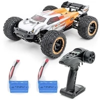 hbx 116 16890 rc car 2 4g brushless motor high speed 45kmh big foot vehicle models truck rc racing car toys for childrens