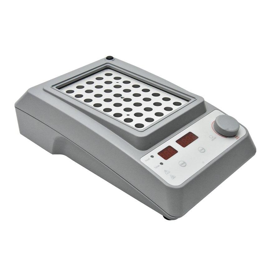 حاضنة حمام جاف للتعطيل مع كتلة التدفئة 0.2-50 مللي شاشة ديجيتال LED المحمولة ترموستاتي حمام جاف HB120-S 160 واط