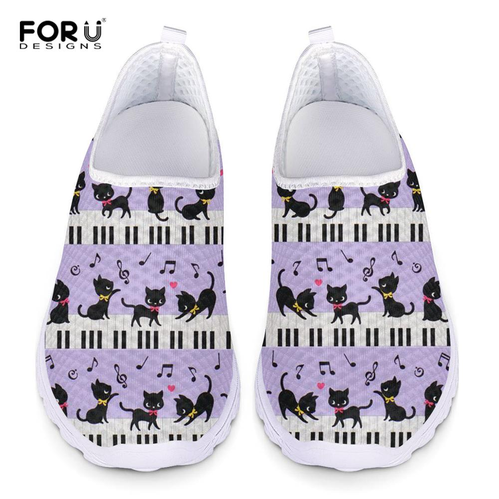FORUDESIGNS, zapatillas de deporte de malla para mujeres con Oso de enfermera,...