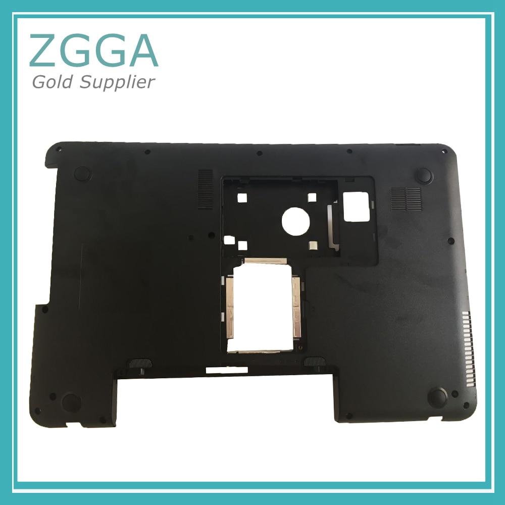Cubierta inferior nueva genuina para Toshiba Satellite C875 S870 S875 C870 L870 L870D L875D L875D cubierta superior con reposamanos Base carcasa inferior
