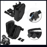 totrait new skirmish airsoft holsters ipsc quick draw multi angle speed magazine pouch for hi capa glock 1911