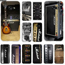 Weiche Telefon Fällen Für Samsung Galaxy J5 J7 J3 J2 J1 2016 A7 A5 A3 2017 Abdeckung Kühlen Beste Abdeckung fall Marshall Amp Gitarre Combo