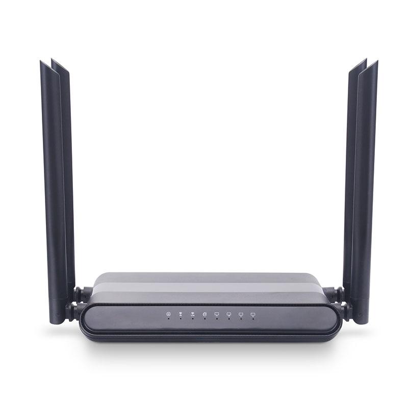 Wiflyer we5126 banda dupla sem fio wifi roteador ac porta usb 1167 mbps 64 mb 2.4g 5 ghz ampla cobertura wifi repetidor openwrt ap roteador