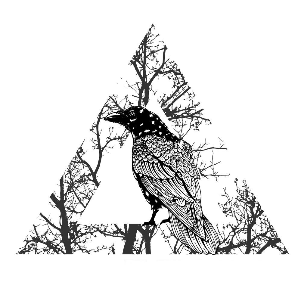 AZSG Bird / Tree Clear Stamps For DIY Scrapbooking Decorative Card Making Crafts Fun Decoration Supplies