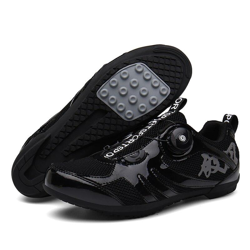 Zapatos de ciclismo Unisex para hombre, zapatos deportivos de verano para exteriores, transpirables, zapatos de bicicleta MTB, zapatillas de carreras, zapatillas de ciclismo Plus 36-46