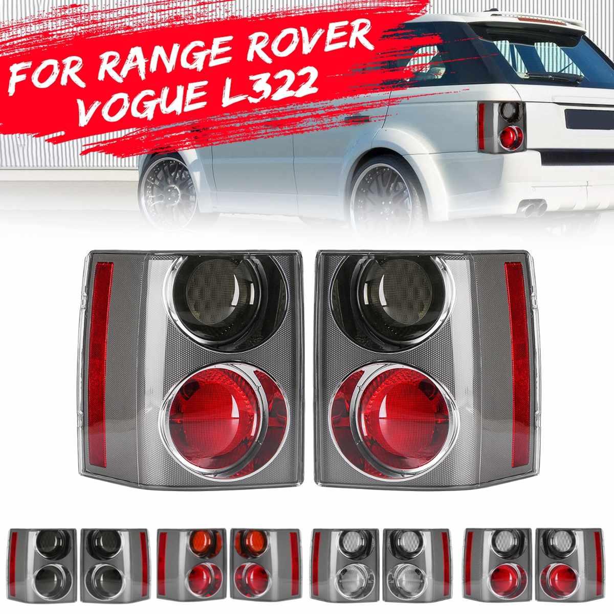 Luz trasera para Land Rover RANGE ROVER VOGUE L322 2002 2003 2004 2005 2006 2007 2008 2009 luz trasera antiniebla reverso Drl