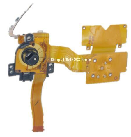 Novo para Nikon Capa Superior Cabo Flexível Câmera Substituição Reparação Parte D500