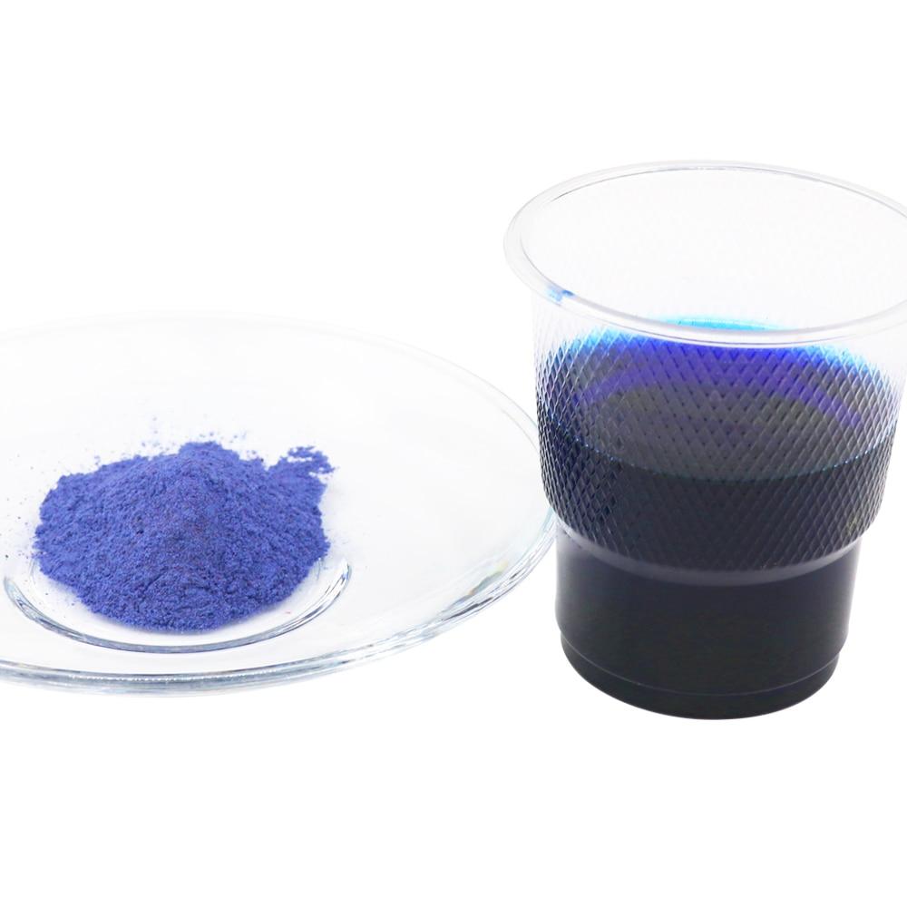 Пигмент для крашения ткани 10 г, синяя краска для одежды, краситель для текстиля, обновление одежды, хлопковая нейлоновая акриловая краска