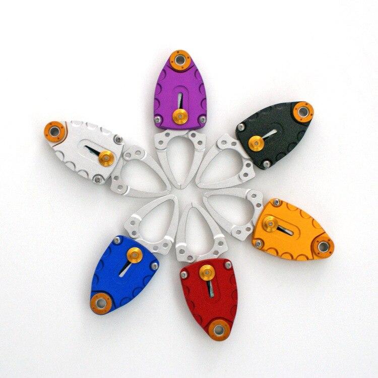 Herramienta de pesca con señuelo multifunción, ligera, con empuñadura de aluminio, de Beetle, diseño biónico de exportación con cubierta protectora