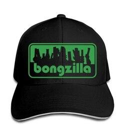 Bongzilla kyuss fu manchu nashville buceta laranja goblin mágico elétrico snapback boné feminino pico