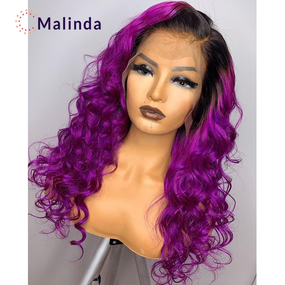 Rainbow Human Hair Wigs Short Bob LaceWig Pre Plucked With Baby Hair Pixie Cut Wig Human Hair 613 Wig Bleached Knots
