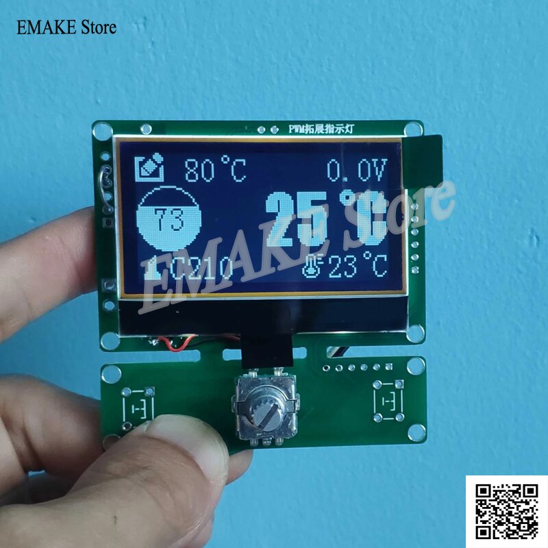 JBC245 | 210 لوحة تحكم شاشة ديجيتال الذكية T12 محطة لحام لتقوم بها بنفسك عدة الأبيض الكهروضوئية سبيكة لحام 2020