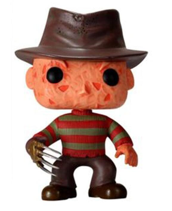 Nightmare on Elm Street Freddy Krueger Freddy's Nightmares Figure Collection Vinyl Doll Toys