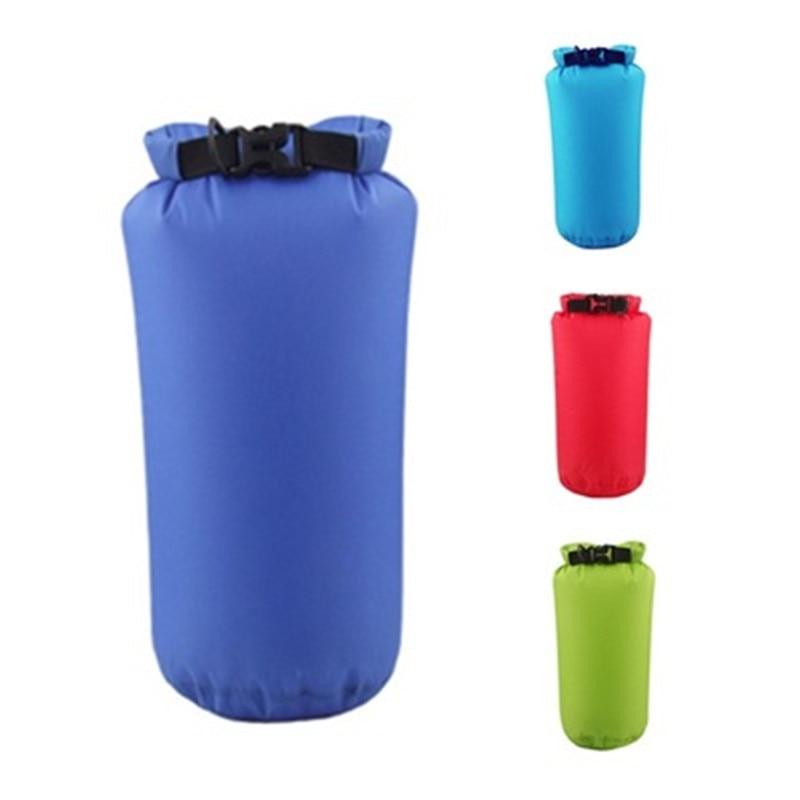 Mochila impermeable 8L bolsa impermeable al aire libre bolsa seca viaje natación canoa senderismo Camping bolsa seca