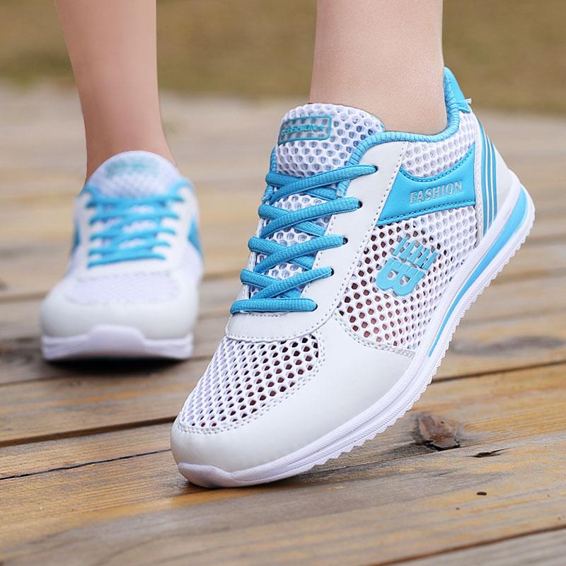 Tenis Feminino 2019 New Brand Women Tennis Shoes Ladies Sneakers Fitness Gym Sport Shoes Female Jogging Shoes Tenis Plataforma 1
