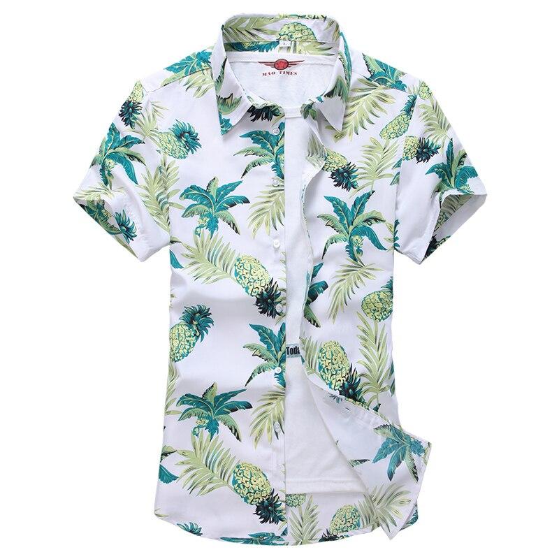 Льняные рубашки с коротким рукавом, мужские рубашки, модные рубашки, свободные, повседневные и свободные, Гавайские и праздничные дни лета