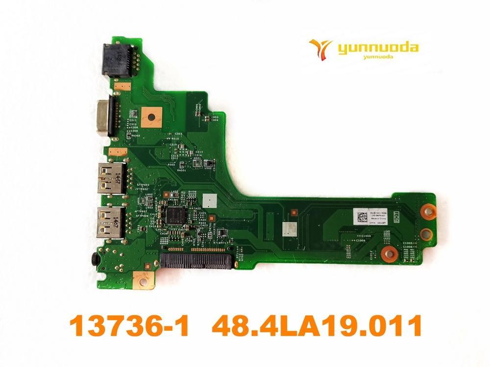 لوحة صوت USB لجهاز DELL 13736-1 ، اختبار جيد ، شحن مجاني ، 48.4LA19.011