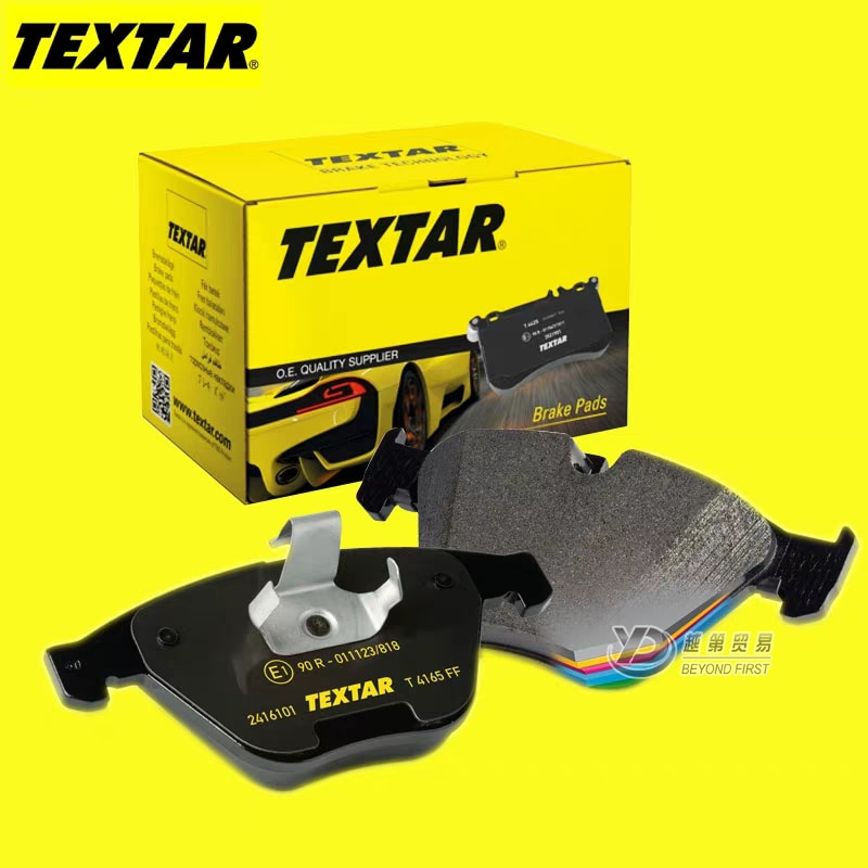 Wholesale  Britain Original Ceramic TEXTAR Brake Pad for 2551401 for BMW 3/ 3Toring High Quality Professional High Performance enlarge