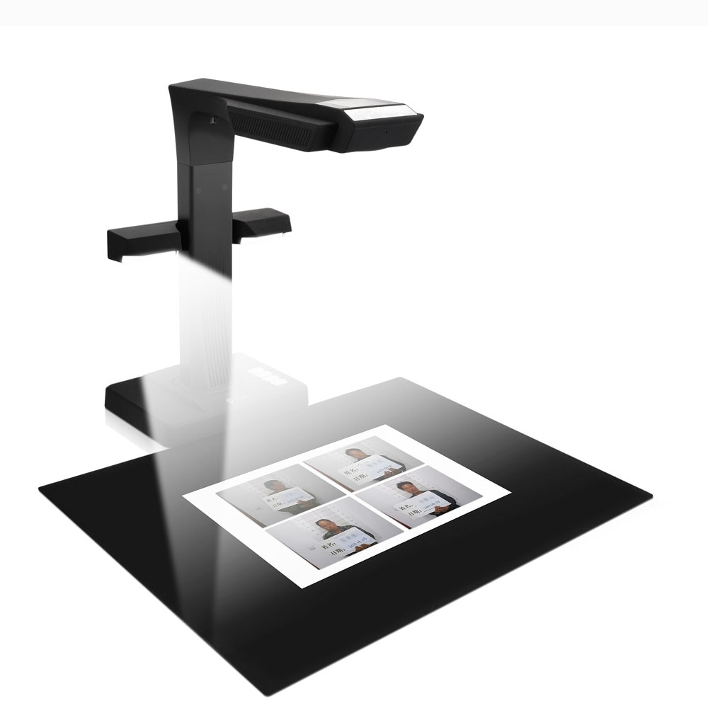 CZUR ET18 Pro Book Scanner A3 Document Scanner with OCR WIFI Function for Mac Windows Convert to PDF/Searchable PDF/Word/TIFF