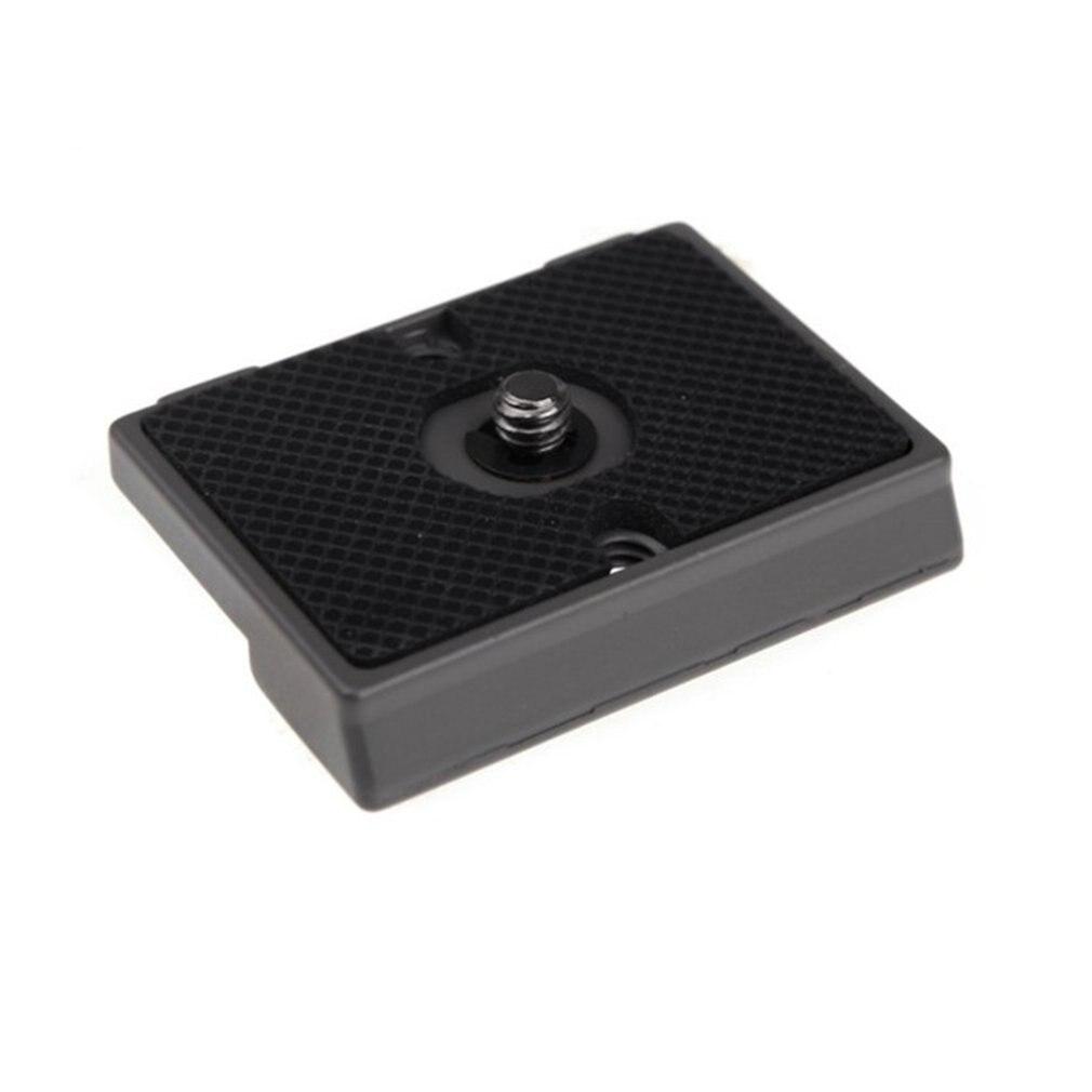 Штатив для камеры с быстроразъемной пластиной QR полная совместимость Manfrotto 200-PL14 Прочная резиновая накладка Прямая поставка
