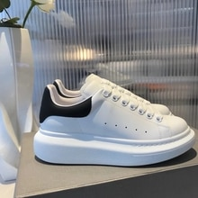Tenis Sneakers High Quality White Shoes for Women Men Lace Up Luxury Designer Casual Zapatos Hombres