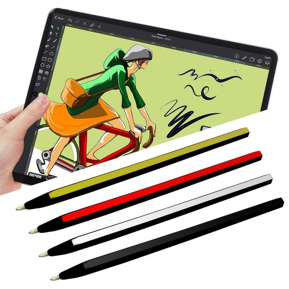 1Pcs Capacitive Touch Screen Stylus for iPad Air 2/1 Pro 10.5 Mini 3 Touch Pen for iPhone X Universa