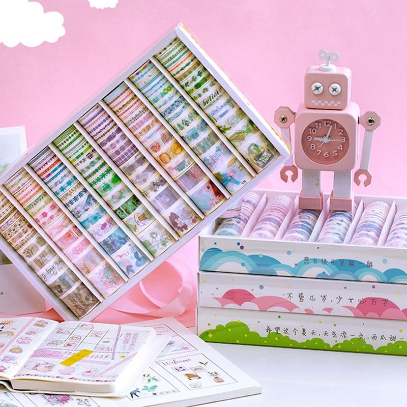 20 Uds combinación de Series cuenta mano cinta libro cuenta etiqueta Material...